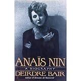 Anais Nin, Deirdre Bair, 0399139885
