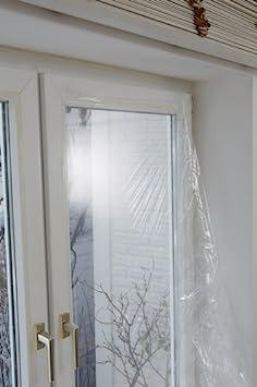 Tesa Película aislante para ventanas Thermo Cover (1,7m x 1,5m): Amazon.es: Bricolaje y herramientas