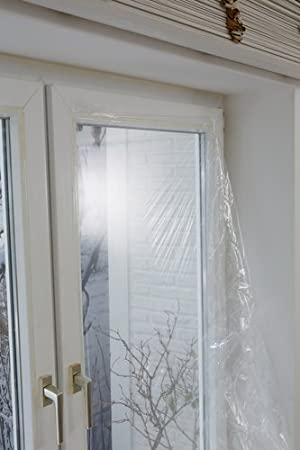 Turbo tesamoll Thermo Cover Fenster-Isolierfolie - Transparente AK68