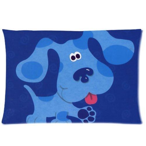 XuLuo Blues Clues Pillowcase Covers Standard Size 20