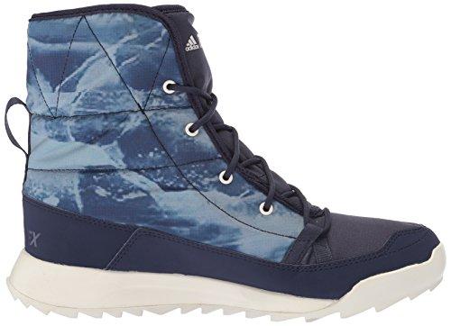 Adidas Extérieure Femmes Terrex Choleah Rembourré Cp Chaussure De Marche Noble Encre / Craie Blanc / Écarlate