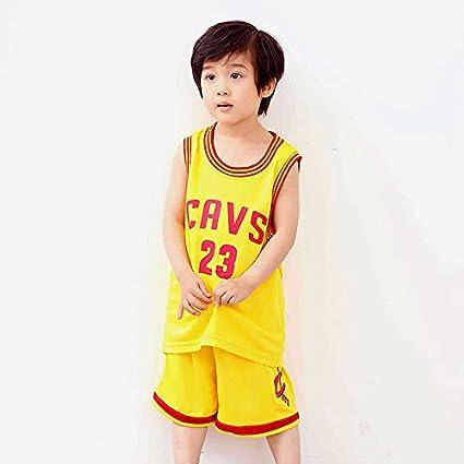 Camiseta de Baloncesto para Niños - NBA Jeresys Bulls #23 Jordan/Warriors #30 Curry/Rockets #13 Harden Maillot de Baloncesto Chaleco de Entrenamiento ...