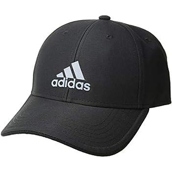 2cd8895e21cf1 Amazon.com  adidas Men s Decision Structured Adjustable Cap