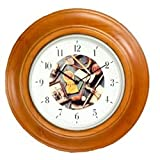 Clubhouse Collection Golf Gifts and Gallery Design Quartz Clock Review