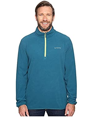 Men's Ridge Repeat Half Zip Fleece, Deep Water, 2X/Tall
