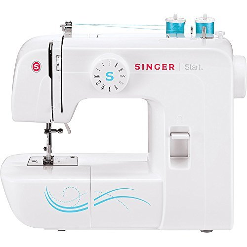 037431885661 - Singer 1304 Start Free Arm Sewing Machine with 6 Built-In Stitches carousel main 5