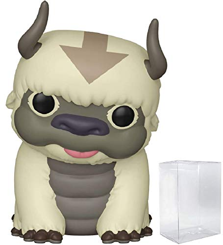 Funko Avatar: The Last Airbender - Appa Pop! Vinyl Figure (Includes Compatible Pop Box Protector Case) (Avatar The Last Airbender Fire Nation Ship)