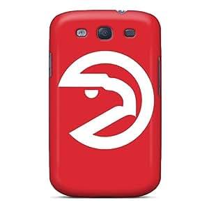 Awesome Design Nba Atlanta Hawks 5 Hard Case Cover For Galaxy S3