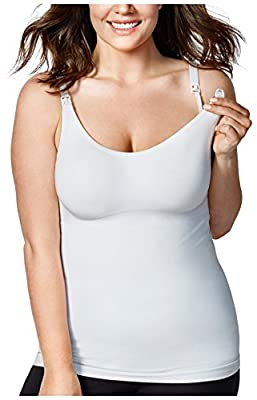 Bravado! Designs Women's Maternity Body Silk Seamless Nursing Cami