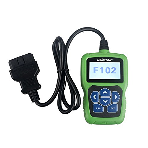 OBDSTAR Nissan/Infiniti Automatic Pin Code Reader F102 with Immobiliser and Function (Calculator Pin Code)