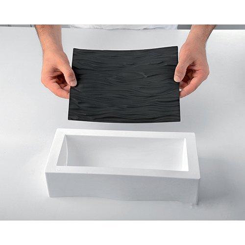 Silikomart Texture Mat, Wood Design