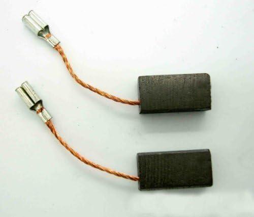 125/cith Balais de charbon moteur charbons charbons Bosch Meuleuse dAngle GWS 15