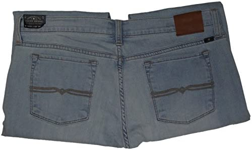 Lucky Brand Charlie Skinny Jeans pour Femmes, d¡§?Lavage l¡§?ger, 12/31 Court
