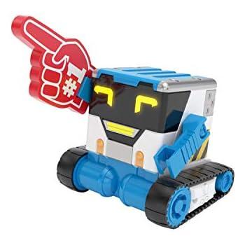 Amazon.com: Mibro - Really Rad Robots, Interactive Remote Control Robot: Toys & Games