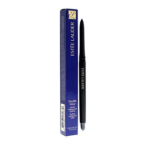 Estee Lauder Double Wear Infinite Women's Waterproof Eyeliner, Kohl Noir, 0.01 Ounce
