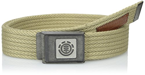 Element Men's Faber Web Belt, Desert Khaki, One (Young Belt)