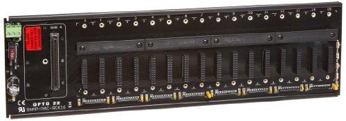 Opto 22 SNAP-PAC-RCK16 - SNAP PAC 16-Module Mounting Rack - Opto 22 Snap