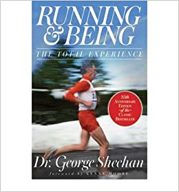 Book Running & Being: The Total Experience (Hardback) - Common