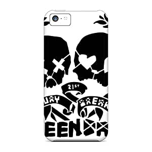 Hard Protect Phone Case For Iphone 5c (JaQ4274jqAV) Custom High Resolution Foo Fighters Pictures