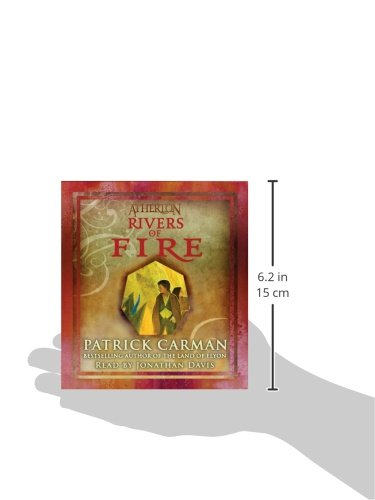 Atherton #2: Rivers of Fire - Audio