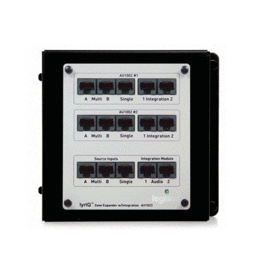 - ON-Q Lyriq - Audio Distribution Lyriq 4x8 Zone Expander with Integration (AU1023)