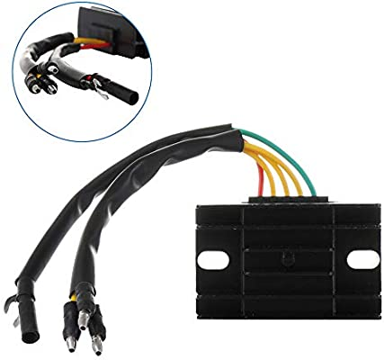 Amazon com: ECCPP Voltage Regulator Rectifier Fit for 1982
