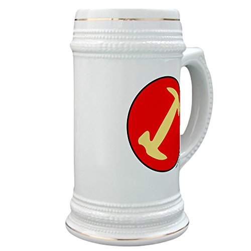 CafePress Stonecutters Stein Beer Ceramic