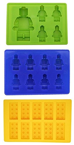 Youdepot Building Multi size Minifigure Silicone product image