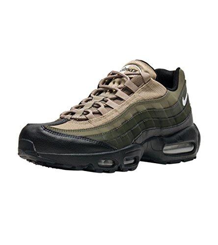Scarpe Air nbsp;Prm Nike uomo Max Nero Black Khaki Sequoia 95 White Cargo RdIdq