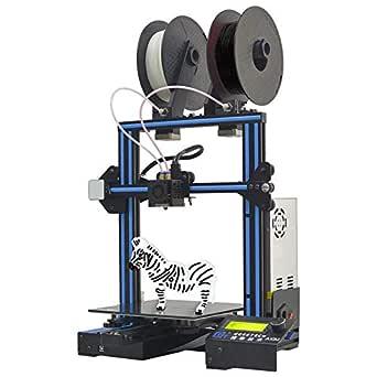 Geeetech 3d Printer A10 M Set de Kit Open Source gt2560 para ...