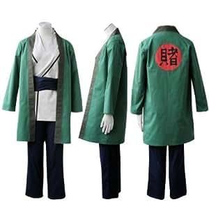 Naruto Tsunade Kimono Cosplay Costume Xcoser (Size: S,M, L, XL, XXL, XXXL)