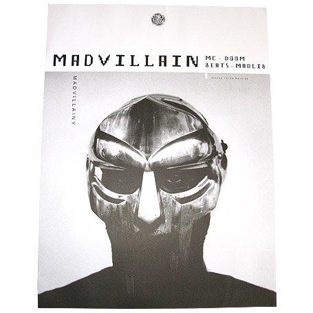 Madvillain (MF Doom & Madlib) - Madvillainy - Limited Edition 32