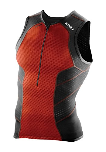 2 Haut M Homme U Tri Singlet Drp Triathlon blk nbsp;x Perform wE7rqE
