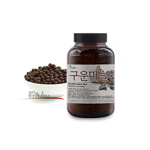 [Korean Herbal Pills] 100% Natural Roasted Garlic Pills / 구운마늘 환 5oz (142g)