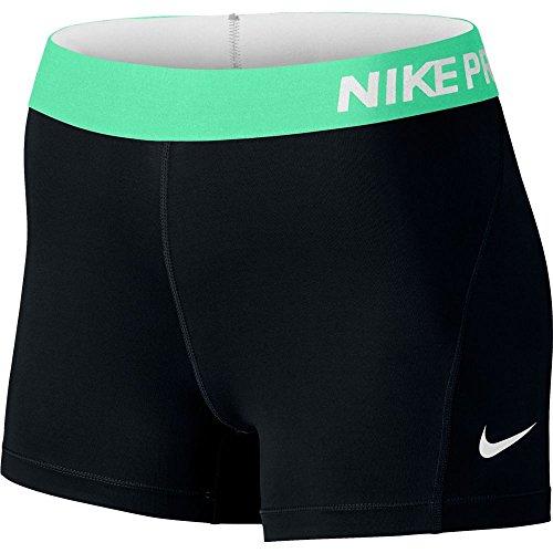 e972aebe Galleon - Nike Women's Pro Cool 3-Inch Compression Shorts (Black/Small)
