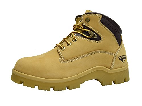 "Condor Idaho Men's 6"" Steel Toe Work Boot 1"