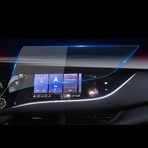 XHULIWQ ビュイックエンクレーブ2020のための8インチの車の運行スクリーンの保護装置の中央制御スクリーンの保護フィルム、