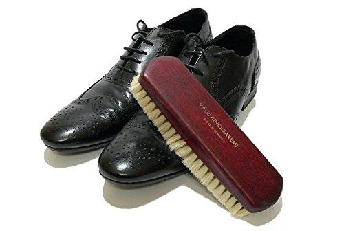 Valentino Garemi Shoe Brush Polishing Shining Buffing Cleaning Genuine Super Soft Goat Hair- Made in Germany by Valentino Garemi (Image #3)
