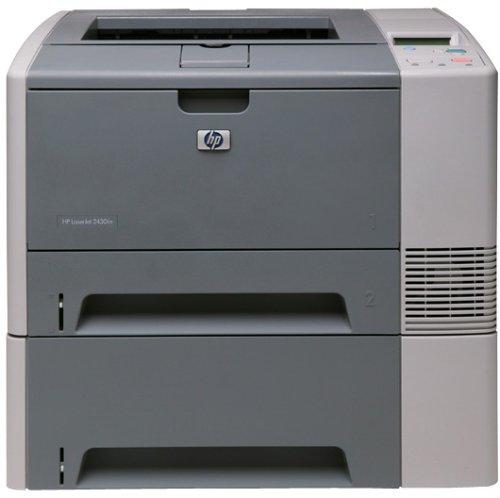 HP Laserjet 2430TN Network Printer with Extra 500-Sheet Tray - Hp Printer 320