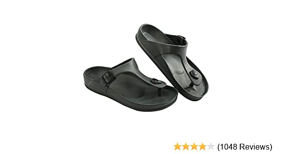 Unisex Adullt Flip-Flops Sandal Slippers Bathroom Flats Open Toed Slide Shoes Happy 4th Of July Flag