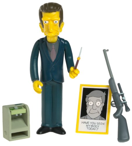 (LEGS The Simpsons Series 13 World Of Springfield Interactive Figure)