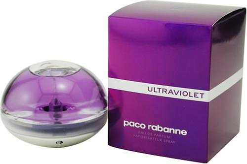 Ultraviolet By Paco Rabanne For Women. Eau De Parfum Spray 2.7 Ounces 99 Perfumes CA Dropship PACO68332400