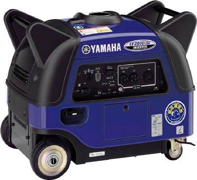 ヤマハ発電機 2.8kVA インバータ発電機(交直両用)[50Hz/60Hz切替式] EF2800iSE