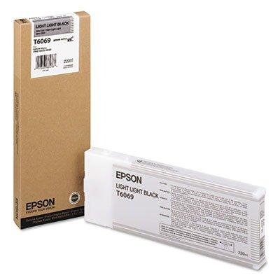 Epson UltraChrome K3 Ink Cartridge - 220ml Light Light Black (T606900) for $<!--$96.65-->