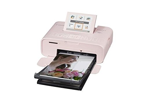 "2236C002 - SELPHY CP1300 Dye-Sublimation, Wireless LAN, 2.4 GHz, IEEE 802.11b/g, Hi-Speed USB, 8.128 cm (3.2 "" ) LCD Canon"