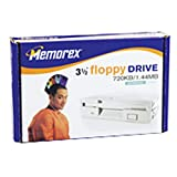 Memorex 1.44MB Floppy Drive (Beige) (Discontinued by Manufacturer)