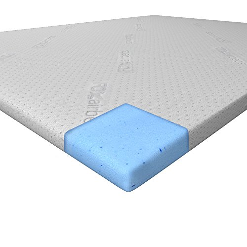 Top Rated Fox Air Beds Plush High Rise Inflatable Air Mattress With Premium Gel Memory Foam