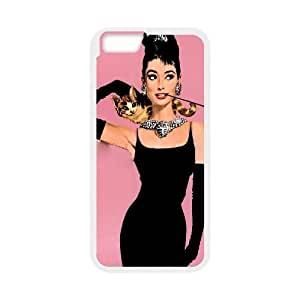"AUDREY HEPBURN Custom Case for Iphone6 4.7"", Personalized AUDREY HEPBURN Case by ruishername"