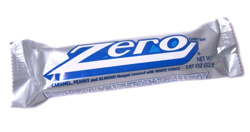 Zero Bar Almond Candy - 3