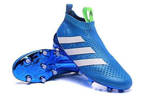 yurmery Zapatos para hombre de fútbol ace16Purecontrol fgag Botas
